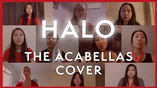 Halo - Beyoncé (The AcaBellas Quarantine Cover)