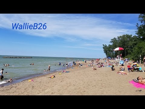 Presque Isle State Park Beach 7 Erie, Pa
