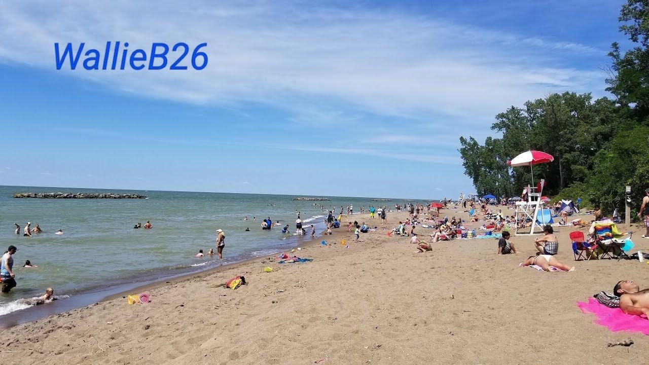 Presque Isle State Park Beach 7 Erie Pa