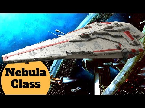 The New Republic Star Destroyer - Nebula-class/Defender-class Star Destroyer - Star Wars Ships Lore
