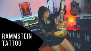 Rammstein - Tattoo Guitar Cover [4K / MULTICAMERA] *PATREON SPECIAL*