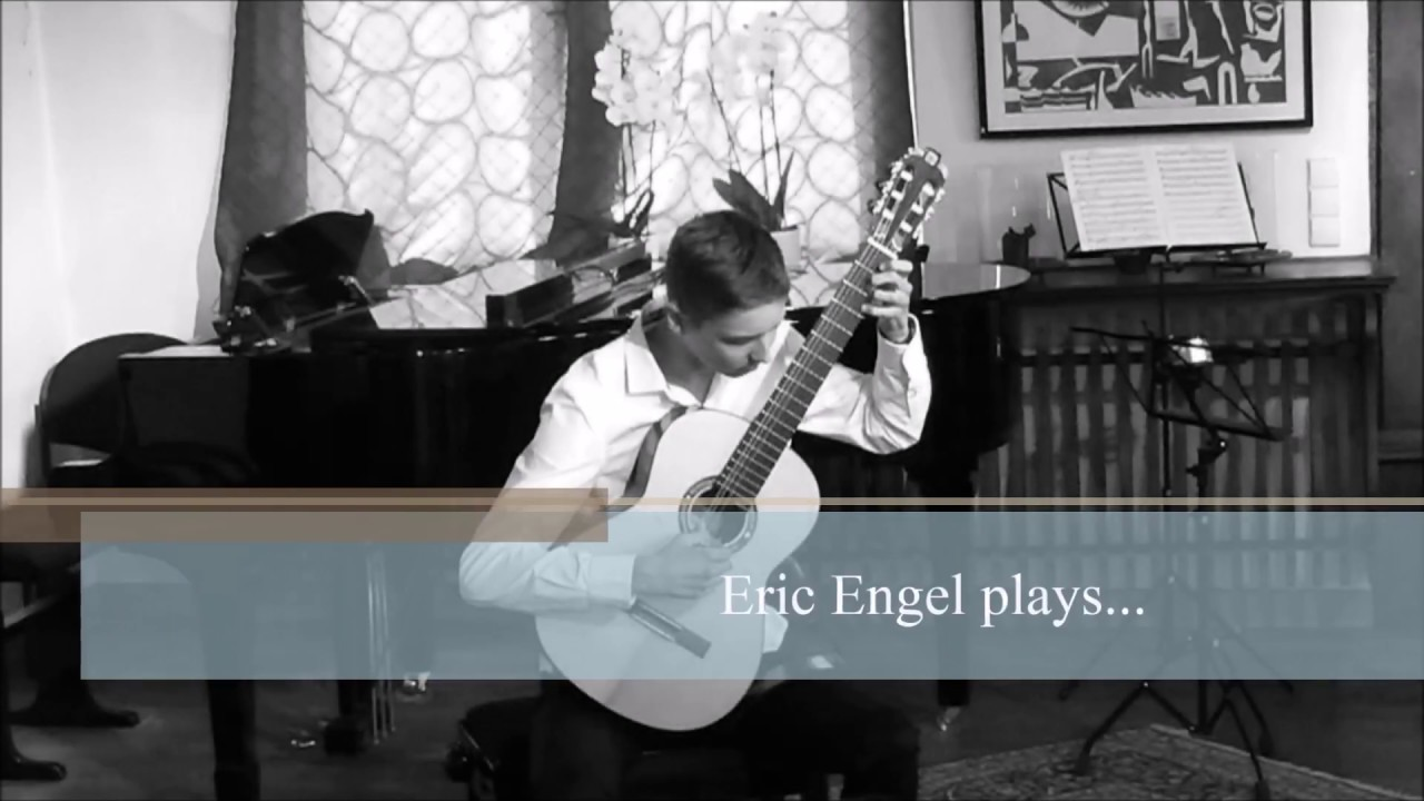 Download J.S. Bach: Prelude BWV 1007 - Eric Engel