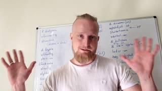 """Читаем газету """"Bekymret for uforsvarlig dronebruk"""" Часть 2/2 (Фонетика) (2017:19)"""