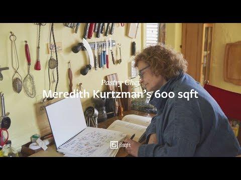 Inside Pastry Chef Meredith Kurtzman's 600sqft Soho, NYC Apartment