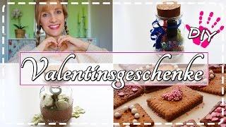 ♥ DIY- Geschenkideen für Männer und Frauen zum Valentinstag ♥