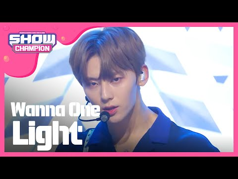 Free Download Show Champion Ep.273 Wanna One - Light Mp3 dan Mp4