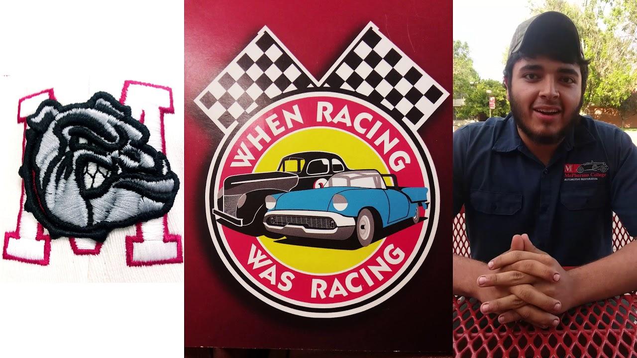 McPherson College Auto Restoration Promotional Video