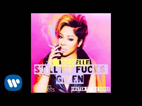 K. Michelle - Run These Streets [Official Audio]