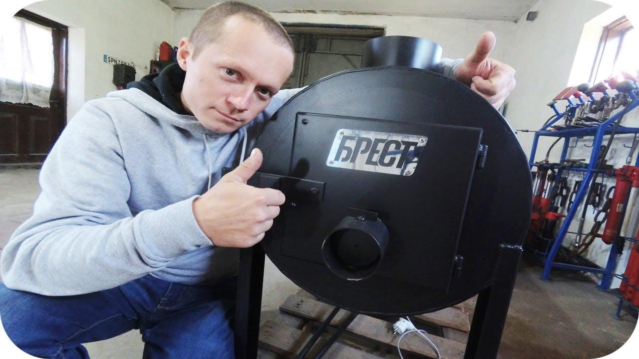 БУЛЕРЯН БРЕСТ 350 для СТО. Булерян проти БУРЖУЙКИ своими руками