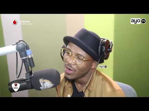 Alikiba alivyohojiwa na Radio Vow FM ya South Africa