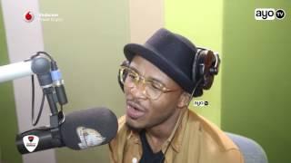 vuclip Alikiba alivyohojiwa na Radio Vow FM ya South Africa