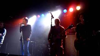 The Dickies - 14 - Bowling With Bedrock Barney (Relentless Garage 16/07/2011)