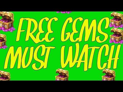 Castle Clash Maintenance Tonight Free Gems