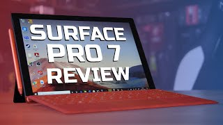 Surface Pro 7 Review - Techteamgb