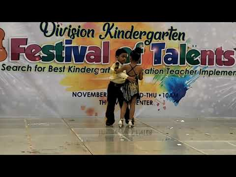Noleen & Arkin, Festival Of Talents 2018(Division Level)