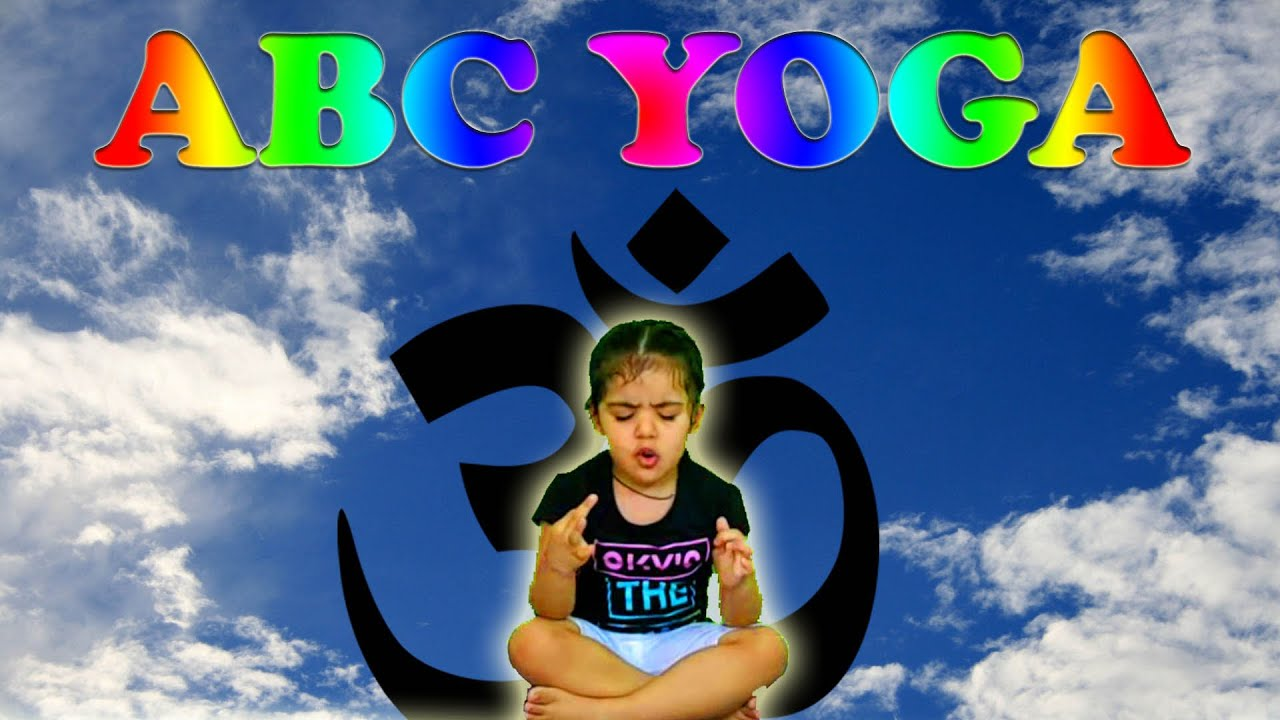 A To Z Yoga |Alphabet Yoga Poses| Yoga For Children | International Yoga Day 2020