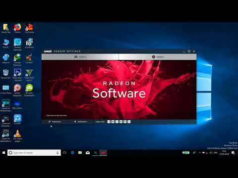 How To Configure AMD Radeon Switchable Graphics