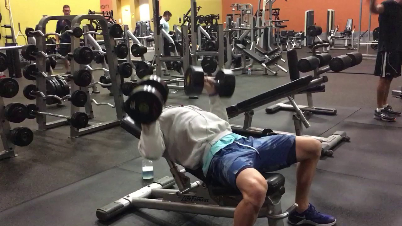 Do The Incline Bench Press for a Stronger and Bigger Chest (With