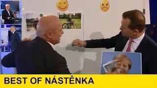 BEST OF NÁSTĚNKA  - Aréna Jaromíra Soukupa/ Ovčáček, Drahoš, Horáček a Topolánek