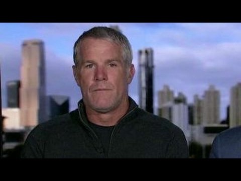Brett Favre on game changer in treating concussions