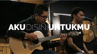 Download lagu Dewa 19 - Aku Disini Untukmu (Cover) | Halik Kusuma feat Beny Sukoco