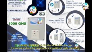 Unitate Energetica Plasmatica de Ghana