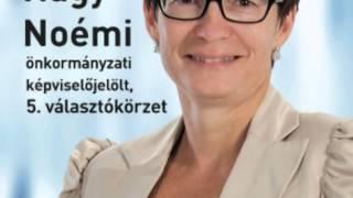 Nagy Noémi a Fidesz-KDNP ajkai képviselő jelöltje 5 vk Thumbnail