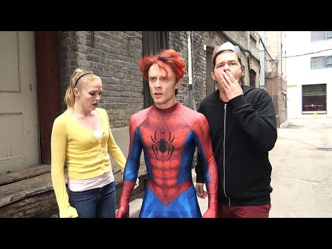 Archie IS Spider-Man!!! RIVERDALE TV CROSSOVER (parody)