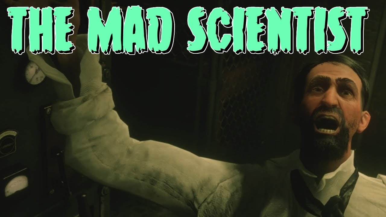 Red Dead Redemption 2 - Marko Dragic: The Mad Scientist