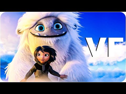 ABOMINABLE Bande Annonce VF (2019)
