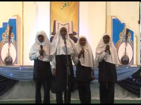Beautiful Group Quran Recitation - Suratul Fatih- by Great Height Academy Girls