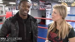 MMA Quickies - Yves Jabouin