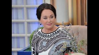 58 летняя Лариса Гузеева заметно похудела (16.12.2017)