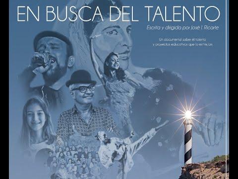 """Trailer """"En Busca Del Talento"""""""