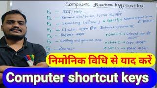 Download shortcut keys of computer| Tricks | all important shortcut keys of computer