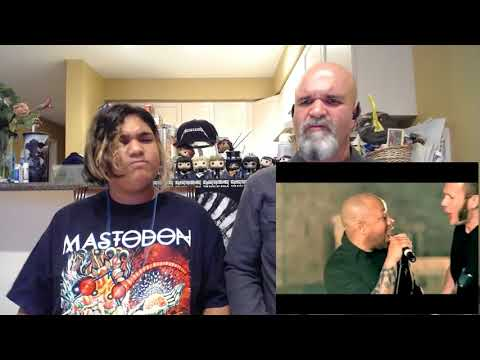 Killswitch Engage - Holy Diver REACTION!!!