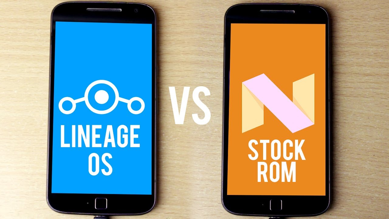 Lineage Os Vs Stock Android Speed Test Lineage Os And