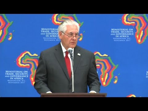 US Secretary of State says China investment in Africa has led to more debt