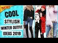 16 COOL STYLISH WINTER OUTFIT IDEAS 2018 | WINTER CLOTHES FOR WOMEN'S