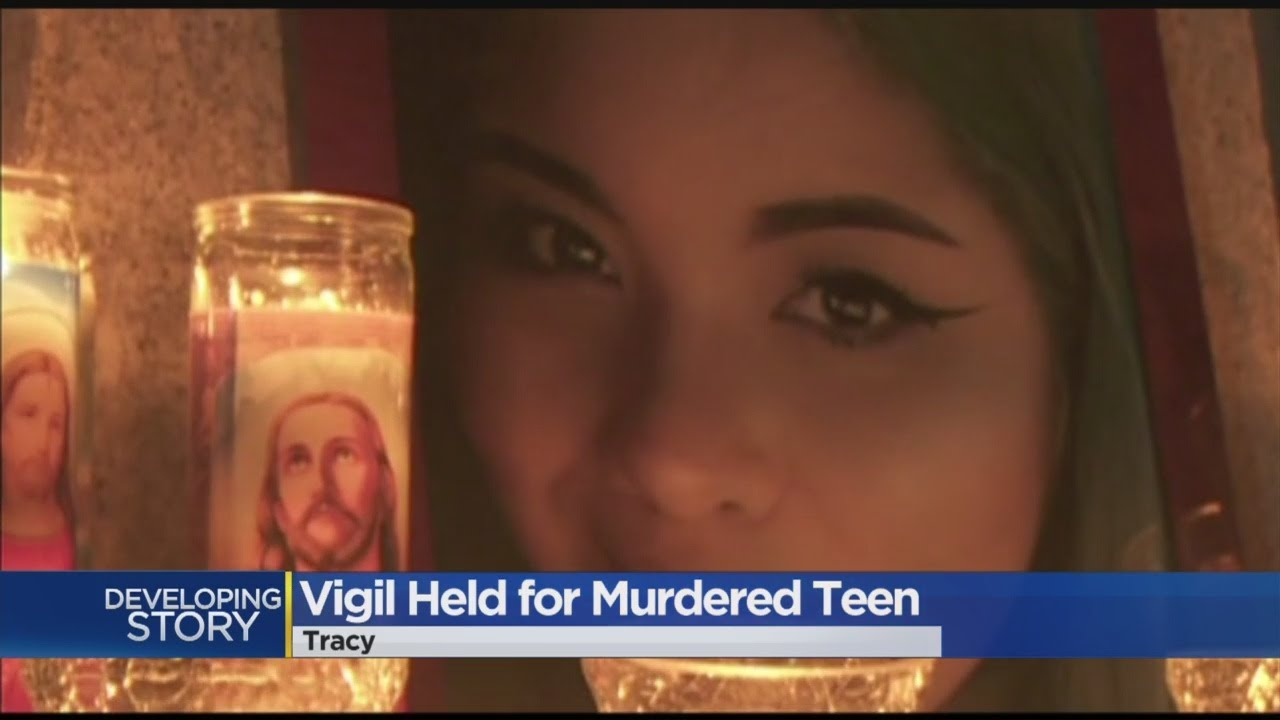 Vigil Held For Tracy Woman Who Was Stabbed And Left To Die