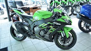 2018 Kawasaki ZX10R Quick Review