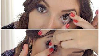 Comment mettre et enlever ses lentilles? TUTOS et CONSEILS