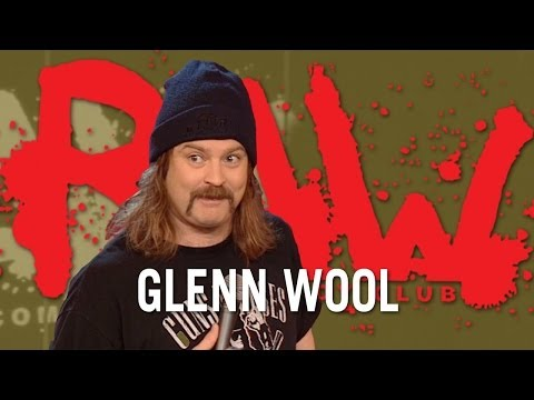 Sobriety - Glenn Wool | RAW COMEDY