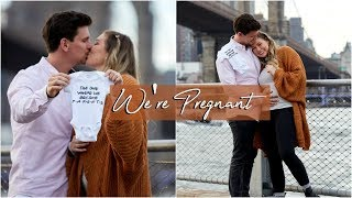 Vlogtober Day 25 // We're Pregnant!