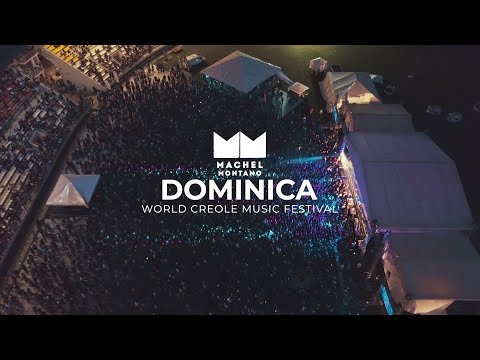 Machel Montano - Dominica World Creole Music Festival 2018 [ NH PRODUCTIONS TT ]