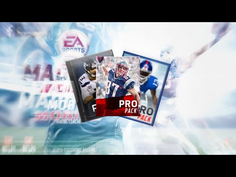 TOP 5 PACKS OF MADDEN MOBILE HISTORY! WOW!
