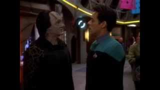 Stark Trek DS9: Bashir & Garak on Cardassian Literature