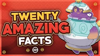 20 AMAZING Pokémon Sword and Shield Facts You NEED to Know!