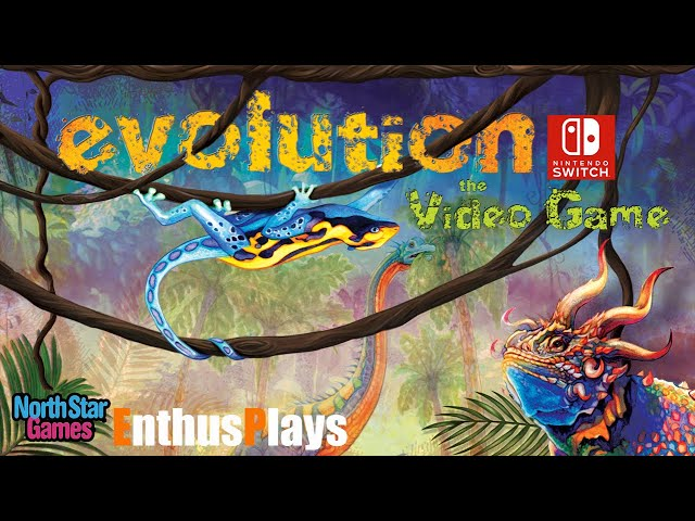 Evolution (Switch) Pax Unplugged Interview - North Star Games | GameEnthus