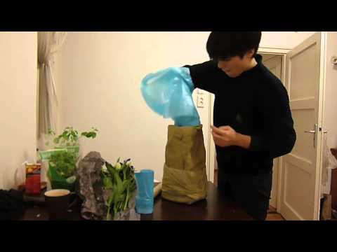 How To Make A Large Vase Youtube
